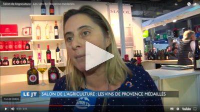 Virginie sur Azur TV