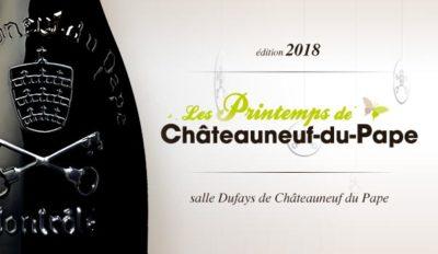 Printemps de Châteauneuf du Pape