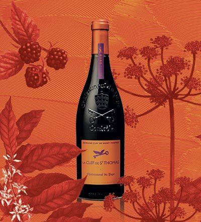 圣托马之匙酒庄 - 红葡萄酒