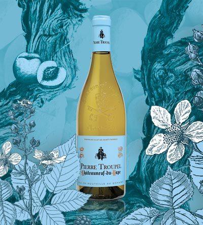 皮埃尔·托布尔 - 白葡萄酒