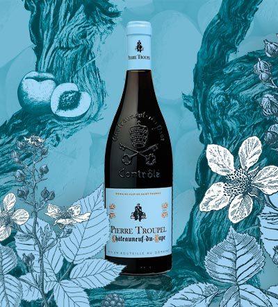皮埃尔·托布尔 - 红葡萄酒