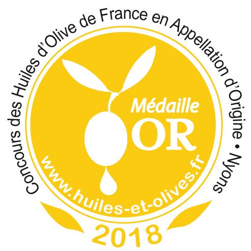 Médaille d'Or – Font de Leu