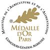 Médaille d'Or – Clos Victoire – Blanc – Millésime 2015