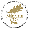 Médaille d'Or – Clos Victoire – Blanc – 2015