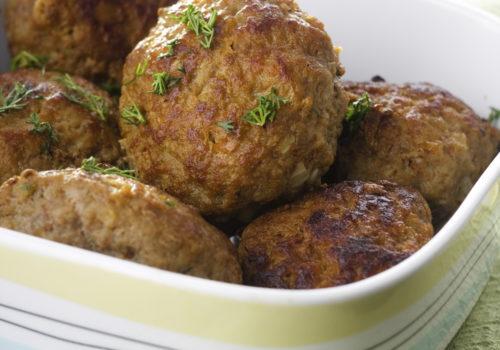 Provencal Meatballs