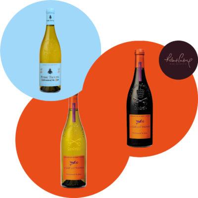 Wine Advocate 94 I 94 I 87