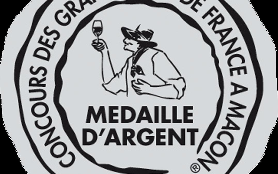 Médaille d'Argent – Château Calissanne – Rouge – 2014