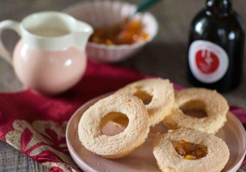 Biscuits à l'huile d'olive de Calissanne