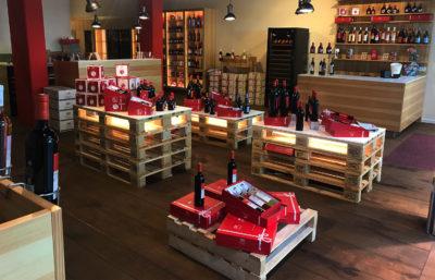 Nouvelle boutique Calissanne à Berlin