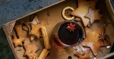 Dégustation de vin chaud