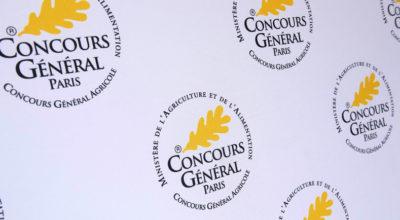 Nos cuvées récompensées au Concours Général Agricole 2019