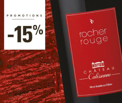 Promo • Rocher Rouge • 2013