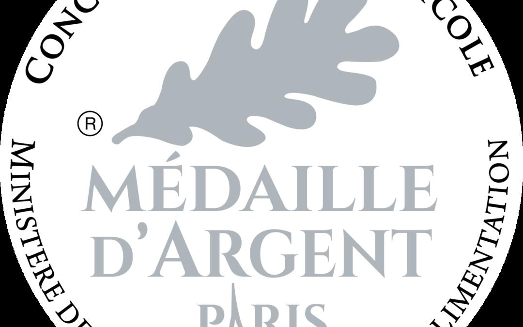 Médaille d'Argent – Pierre Troupel – Blanc – Millésime 2019