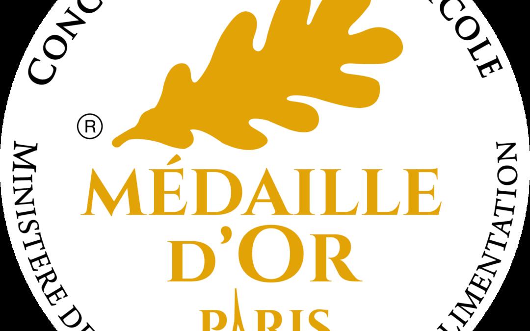 Médaille d'Or – Clos Victoire – Rosé – Millésime 2018