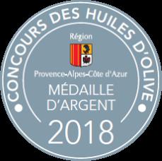 Médaille d'Argent – Sainte-Modeste – Millésime 2017
