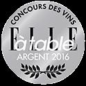Médaille d'Argent – Château Calissanne – Rosé – Millésime 2015