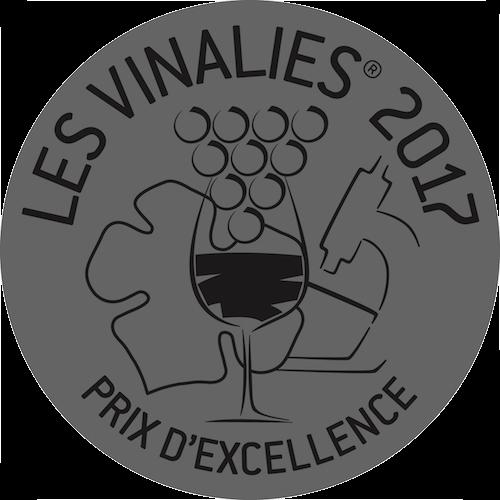 Médaille d'Argent (Prix d'Excellence) – Clos Victoire – Rouge – Millésime 2014