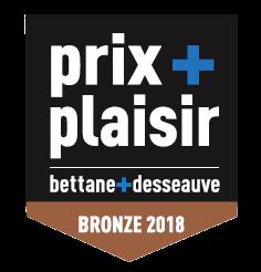 Médaille de Bronze – Château Calissanne – Blanc – Millésime 2017