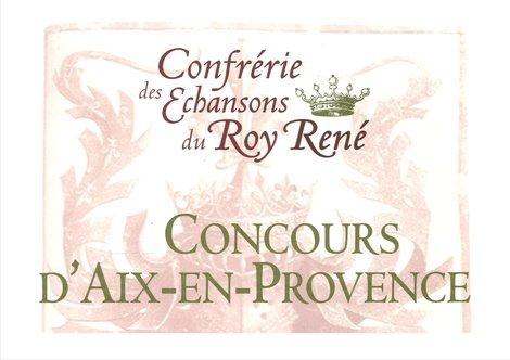 Médaille d'Argent – Château Calissanne – Rosé – Millésime 2018