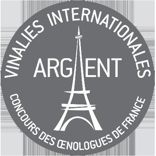 Médaille d'Argent – Rocher Rouge – Millésime 2013