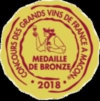 Médaille de Bronze – Château Calissanne – Rosé – Millésime 2017