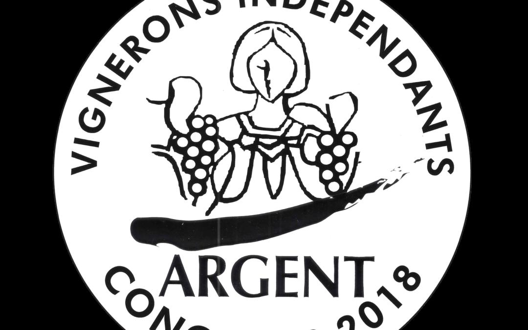 Médaille d'Argent – Calisson de Calissanne – Rosé – Millésime 2017