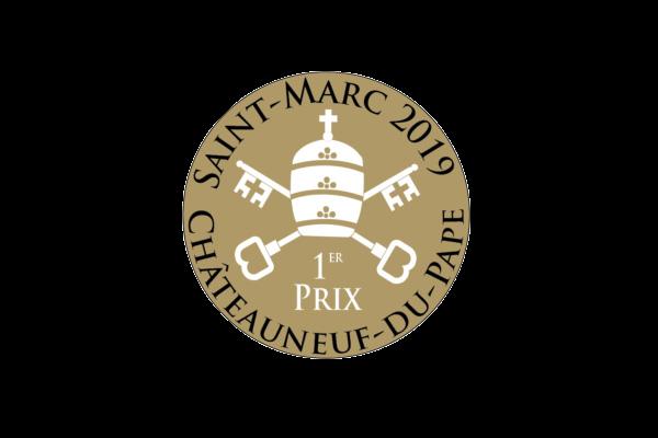 1er Prix (Cep d'Or) – Clef de St Thomas – Rouge – Millésime 2018