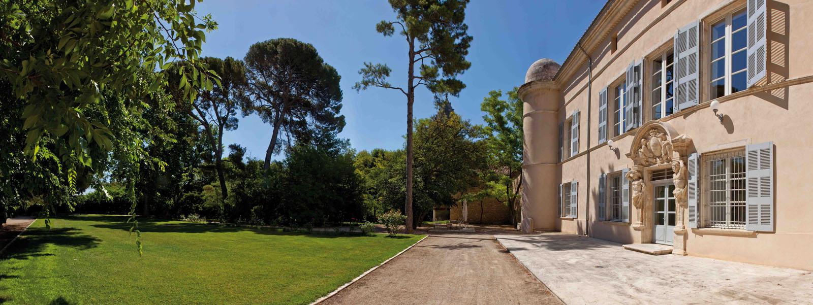 Le Château Calissanne