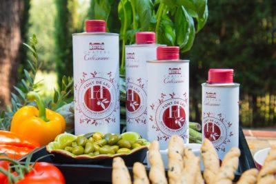 L'huile d'olive Font de Leu se bidonne