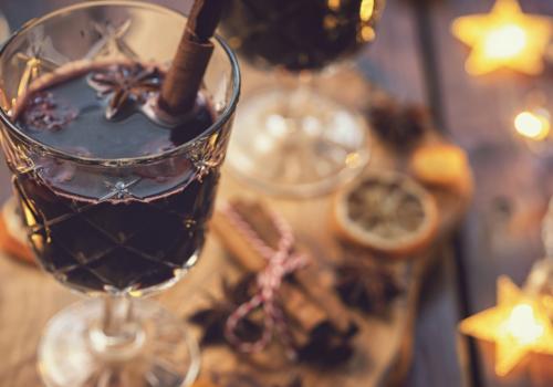 Vin chaud traditionnel
