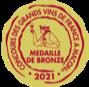 Médaille de Bronze – Clos Victoire – Rosé – Millésime 2020