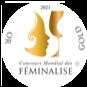 Médaille d'Or – Pierre Troupel – Rouge – Millésime 2019