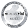 Médaille d'Argent – Clos Victoire – Rosé – Millésime 2020