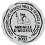Médaille d'Argent – Château Calissanne Rouge – Millésime 2020