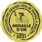 Médaille d'Or – Château Calissanne Rosé – Millésime 2020